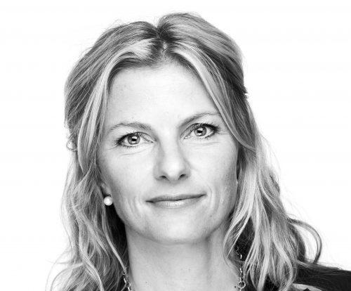 Portrett av Lena Nymo Helli og Pierre-Claude.