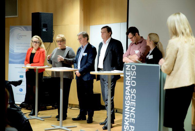 Hvordan utvikle en sterk norsk biotek- og helseindustrisektor?