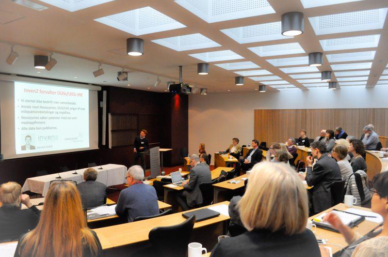 Hvordan skape næringsutvikling innenfor biomedisinsk industri i Norge?