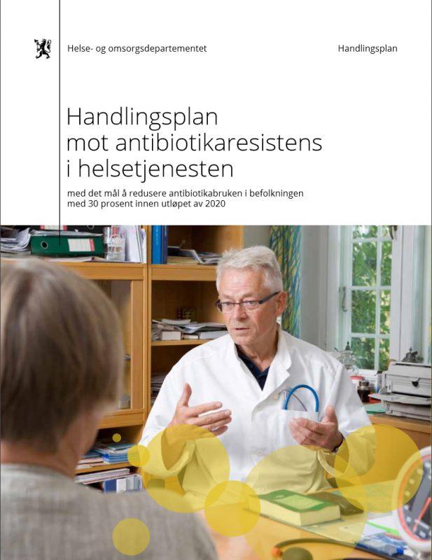 Handlingsplan mot antibiotikaresistens lagt frem