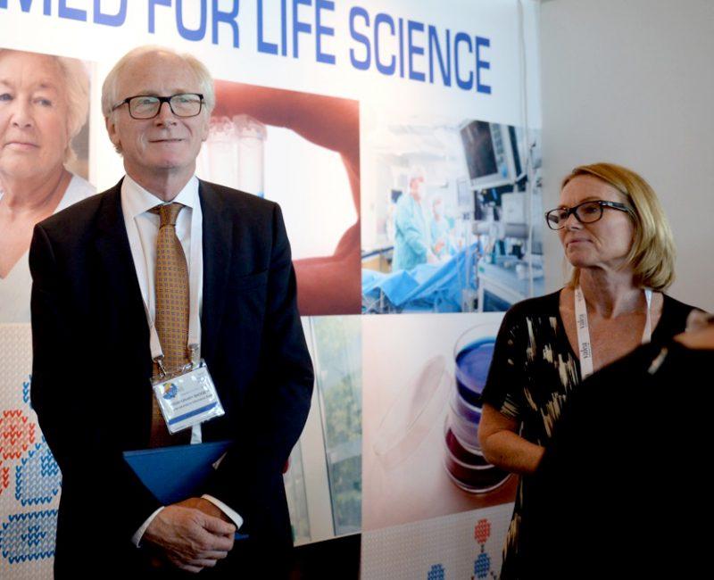 Den norske ambassaden i Sverige ønsker samarbeid