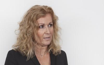 Karita Bekkemellem, adm. direktør i Legemiddelindustrien