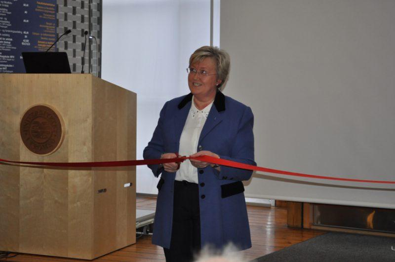 Biodiscovery Centre åpnet i Tromsø