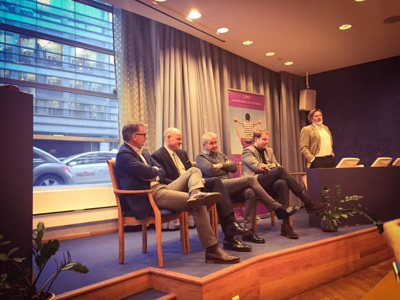 Presentasjoner fra Frokostmøte om tidligfasekapital