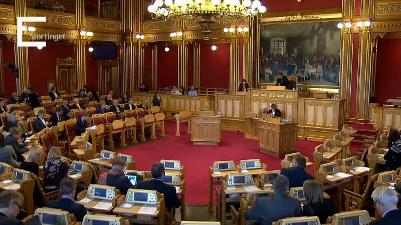 Stortinget har vedtatt Legemiddelmeldingen