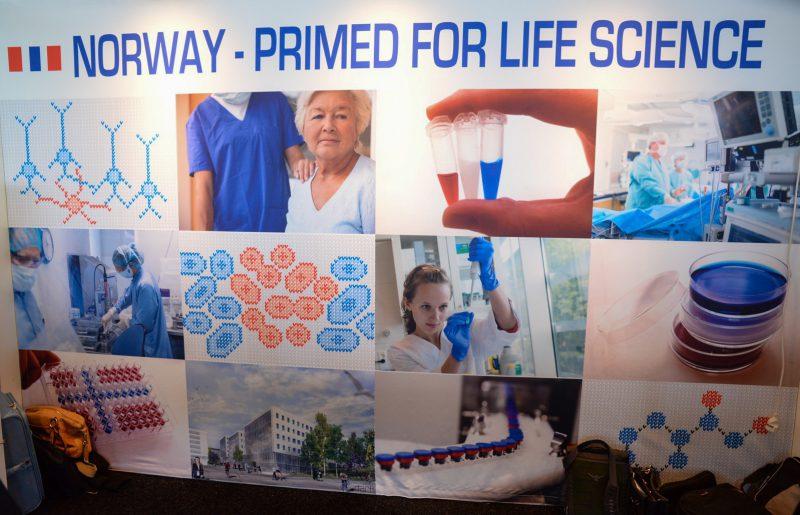 Promoterer norsk Life Science
