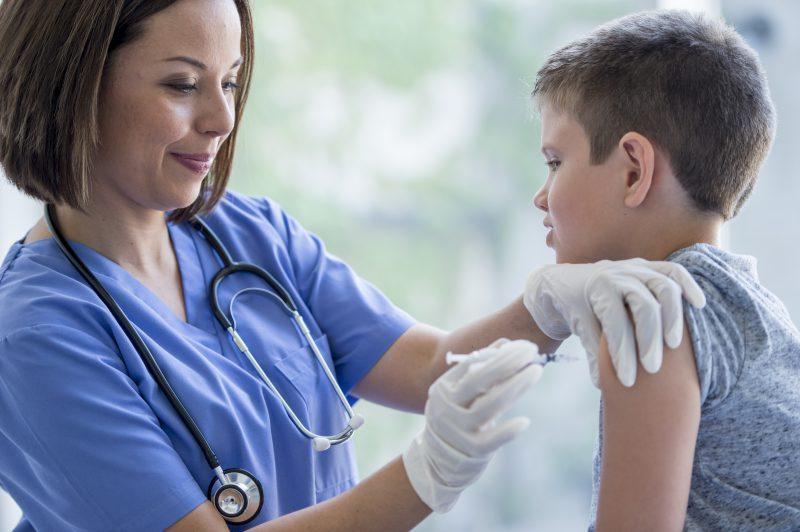 HPV-vaksine til gutter i revidert nasjonalbudsjett
