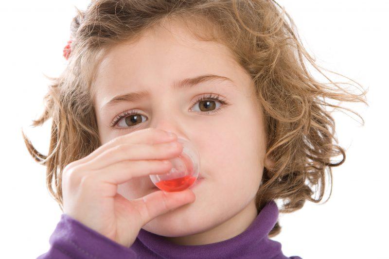 Mangel på legemidler til barn