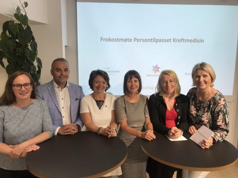 Persontilpasset behandling – Norge henger etter