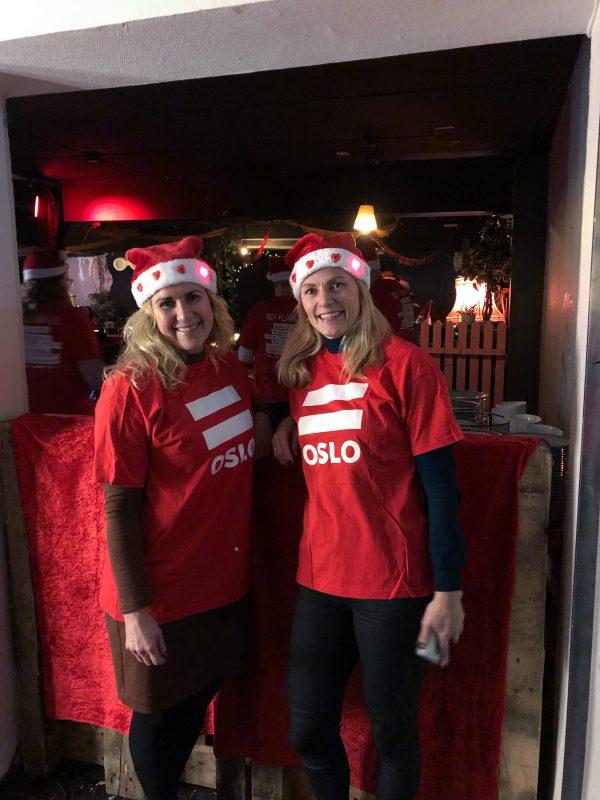 AbbVie arrangerer julefest for selgerne av =Oslo