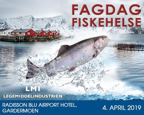 Fagdag fiskehelse 2019