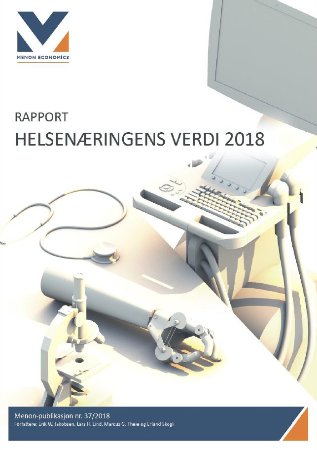 Helsenæringens verdi 2018
