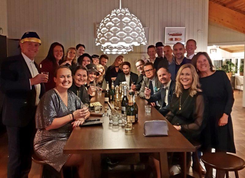 BMS kåret til en av Norges beste arbeidsplasser