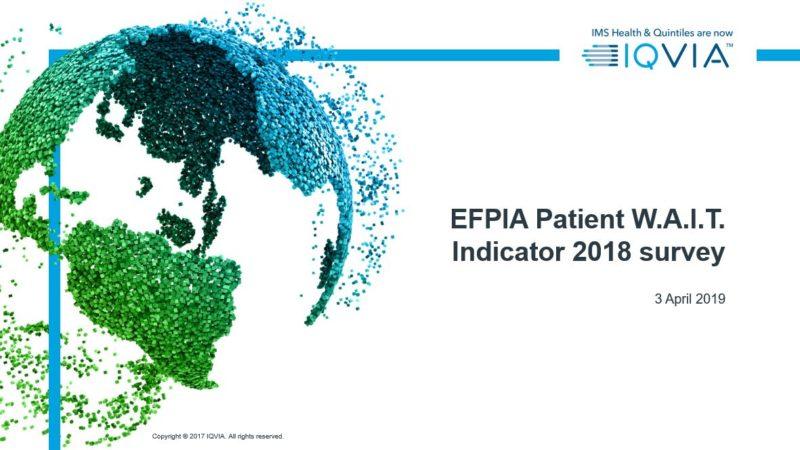 Oppdaterte EFPIA-tall om legemiddeltilgang
