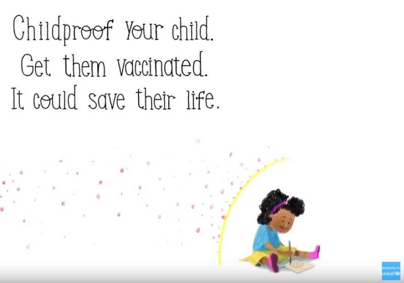 UNICEF vil nå ut til vaksineskeptikerne