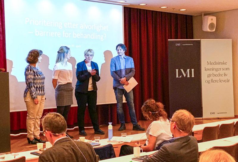 Debatt rundt prinsippene for alvorlighetsberegninger i Norge