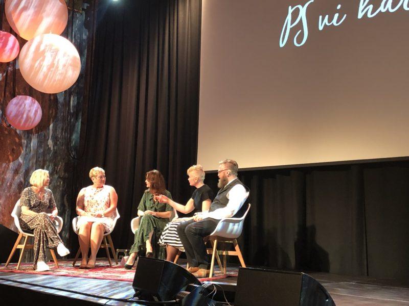 Merck og MS-forbundet lanserte ny dokumentarserie om MS