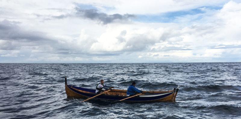 Ror fra Ålesund til Lofoten til inntekt for Kreftforeningen