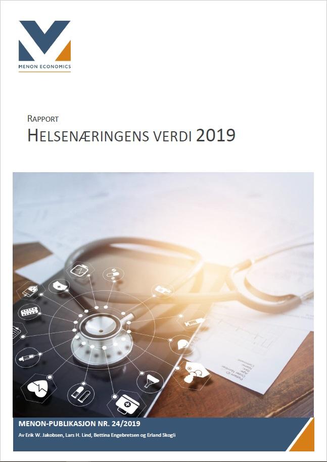 Helsenæringens verdi 2019