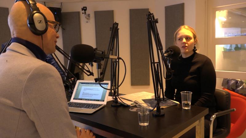 Hør Katrine Bryne i Kreftpodden