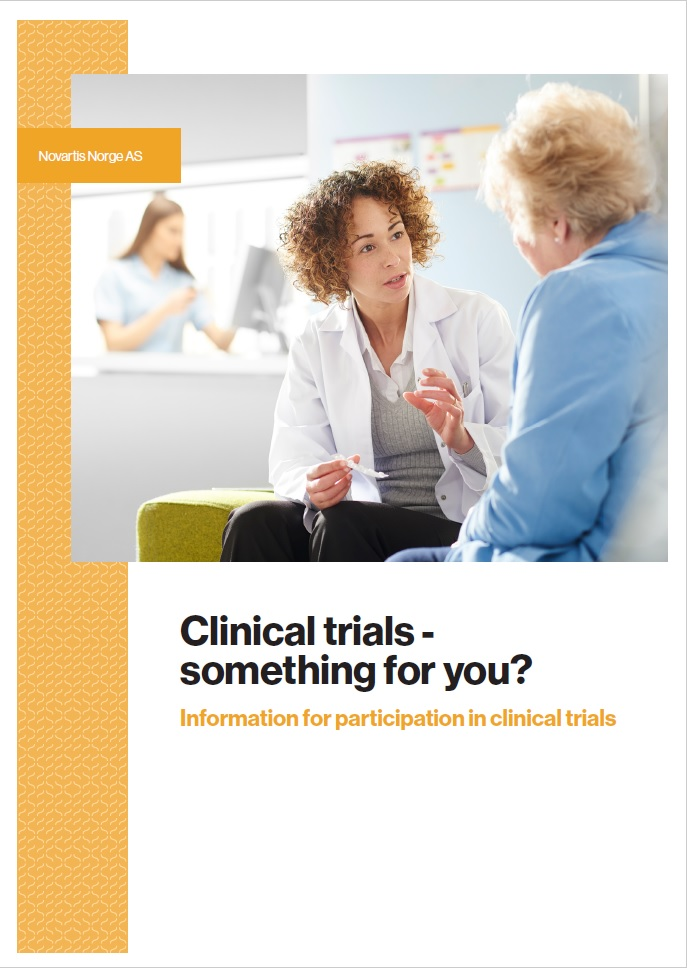 Clinical trials - something for you?