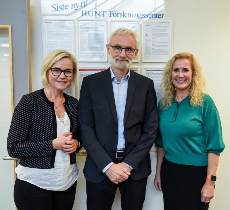 HUNT og LMI etablerer arbeidsgruppe om bruk av helsedata