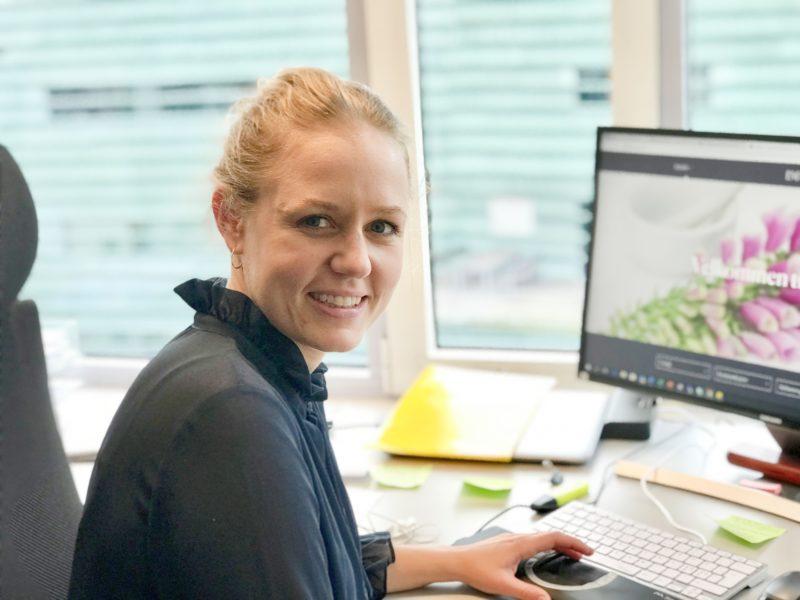 Katrine Bryne slutter i LMI