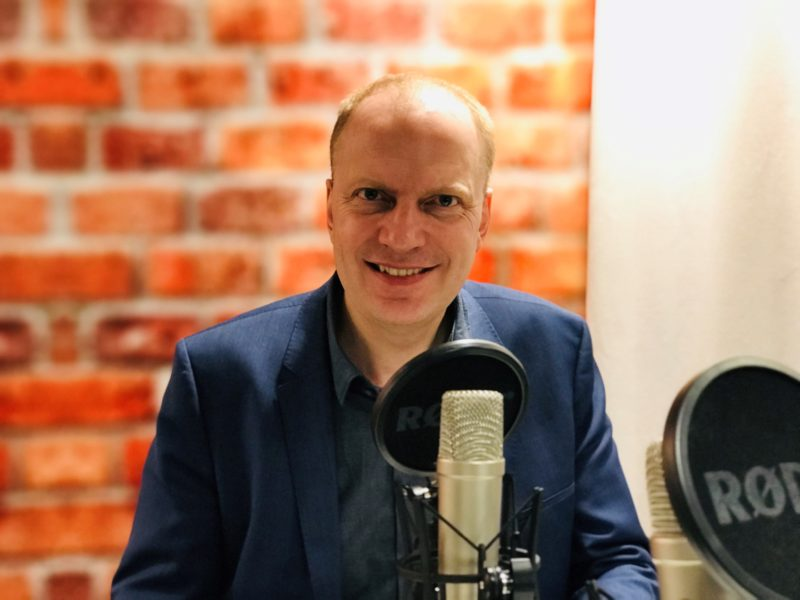 Episode 2: Erling Ulltveit om legemiddelmangel og -beredskap