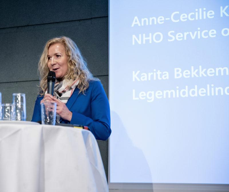 Karita Bekkemellem er nytt styremedlem i Humana AB