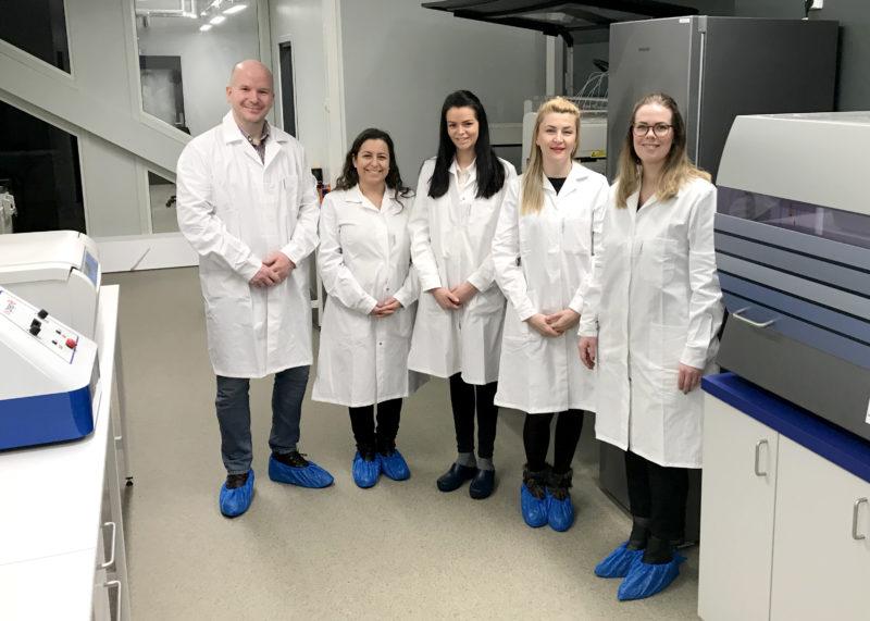 Pharmaq Analytiq etablerer laboratorium på Namdalskysten