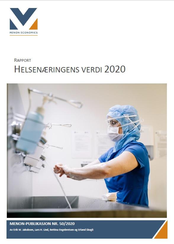 Helsenæringens verdi 2020
