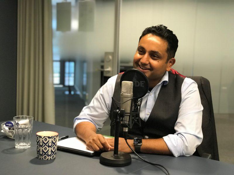 Episode 10: Intervju med MSDs nye Norgessjef, Mo Ali
