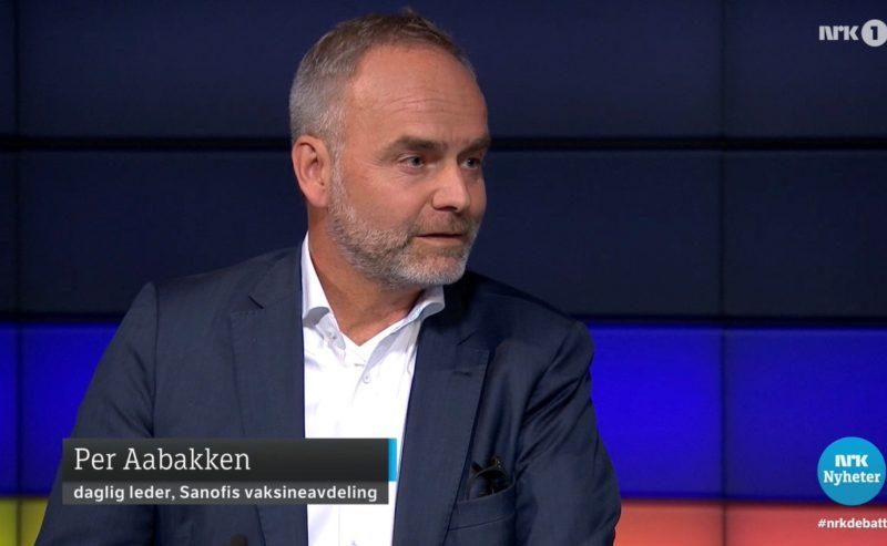 LMI deltok i NRK Debatten om koronavaksinen