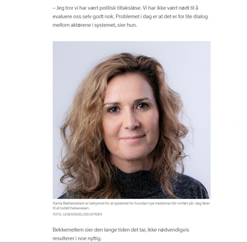 NRK: Kampen om medisinene