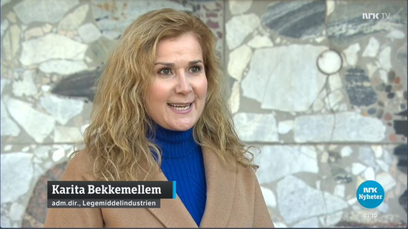 NRK: LMI vil produsere vaksiner i Norge