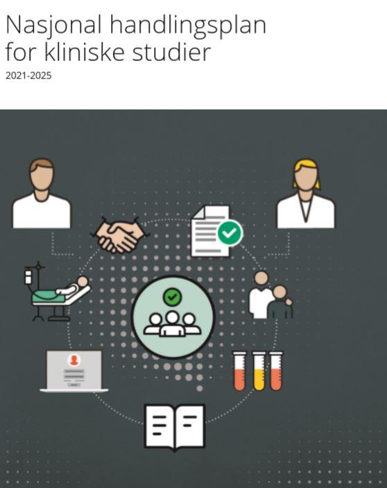 Handlingsplan for kliniske studier er lansert