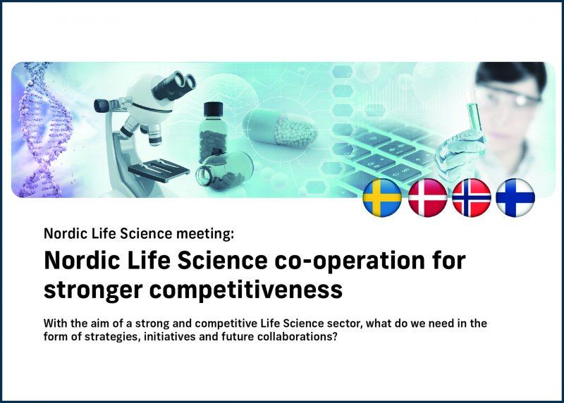 Hold av datoen for nordisk livsvitenskaps-møte