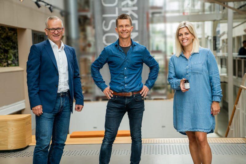 Arctic Bioscience starter samarbeid med hjerneforsker Ole Petter Hjelle