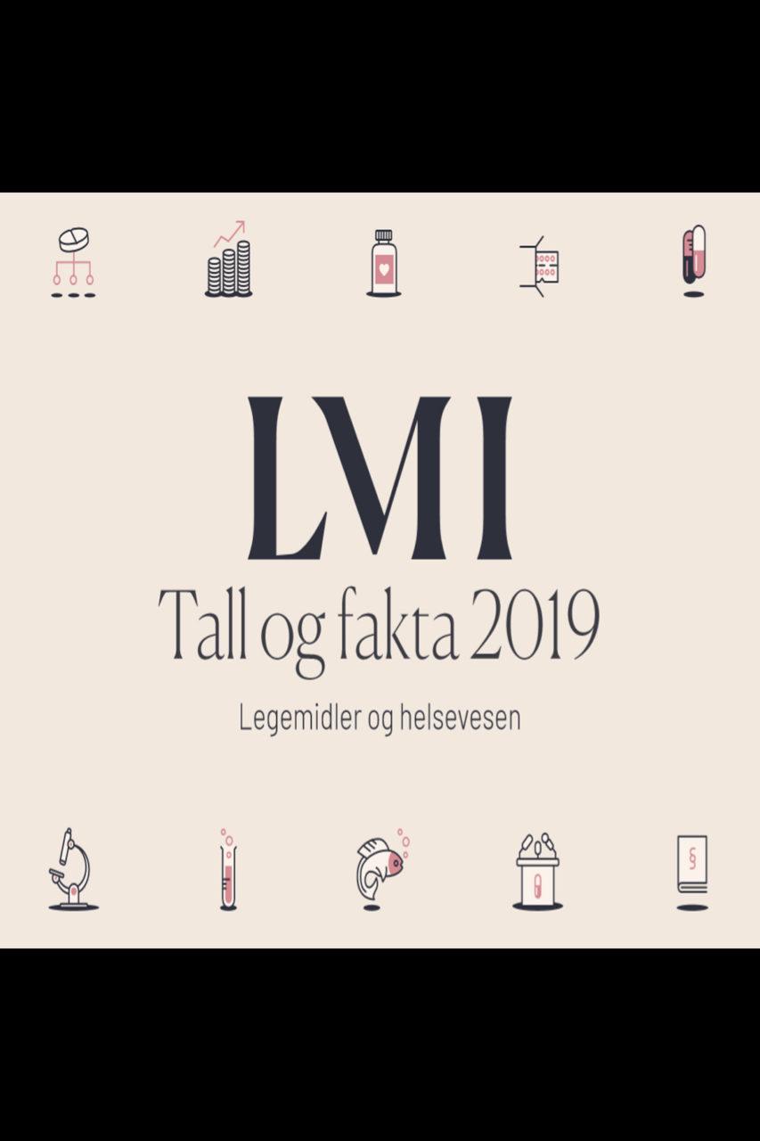 Tall og fakta 2019